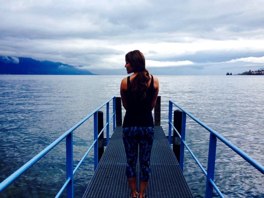 Lili in Montreux
