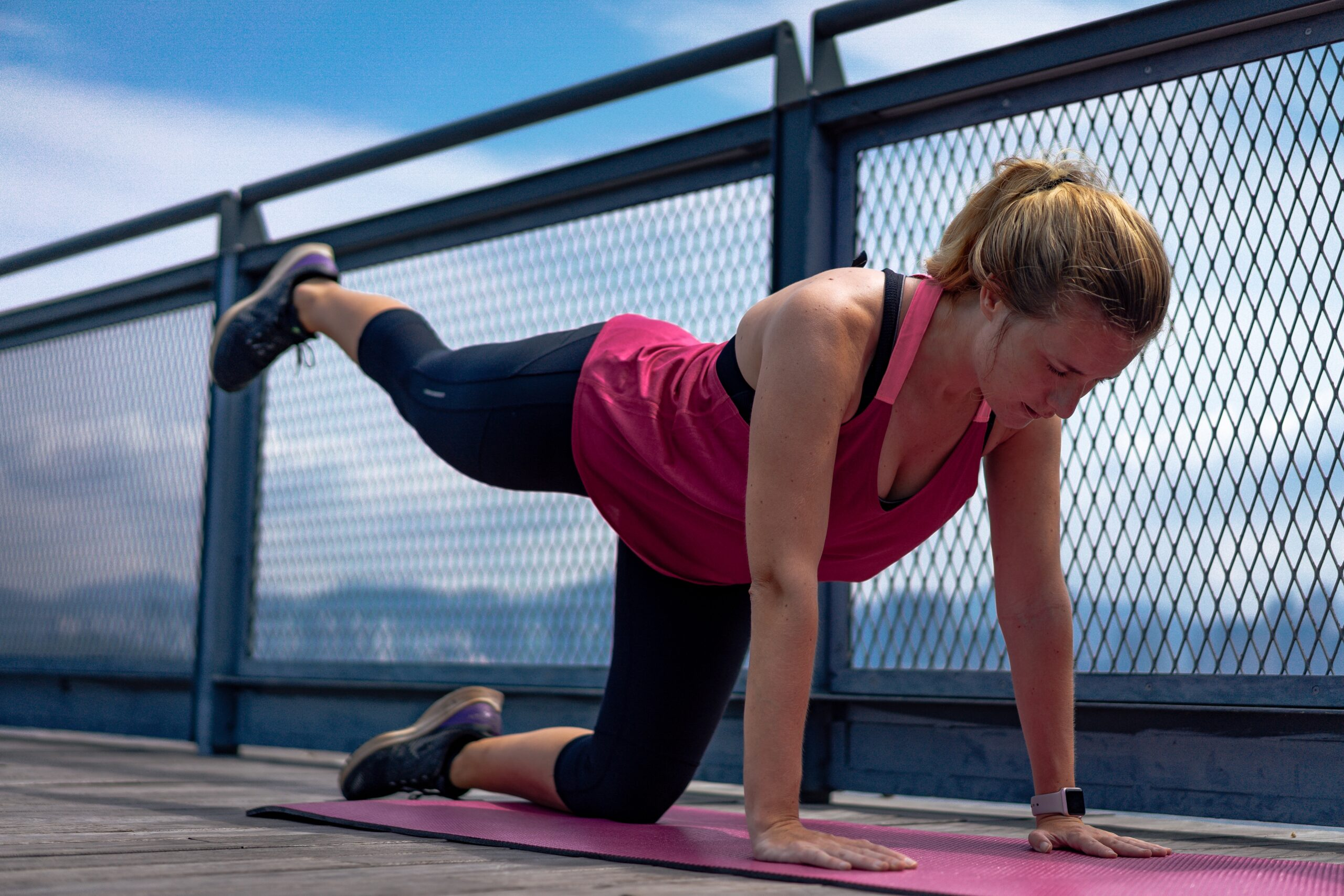 How to stay fit in a COVID world